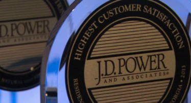 A Third J.D. Power Award for Walton EMC Natural Gas