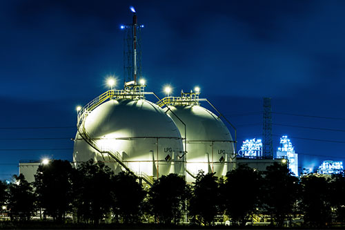 How Natural Gas is Stored