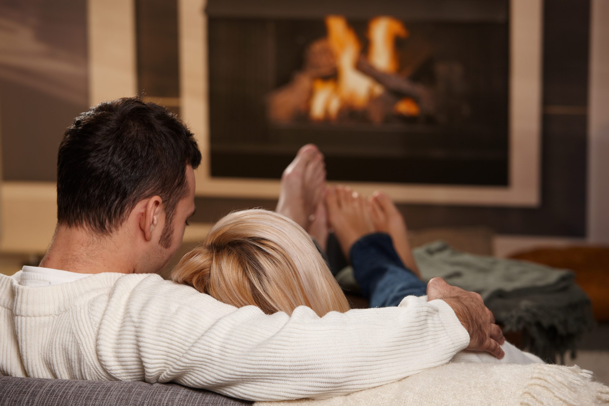 Decking the Halls: Focus on the Fireplace