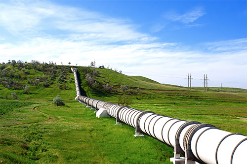 United States, Leaders in Natural Gas Industry