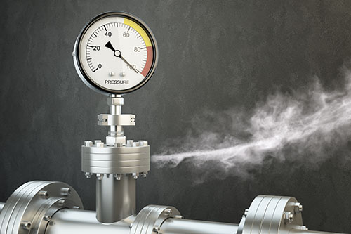 What to do When the Natural Gas Alarm Sounds