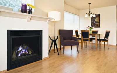 Natural Gas Appliances: Benefits of A Gas Fireplace