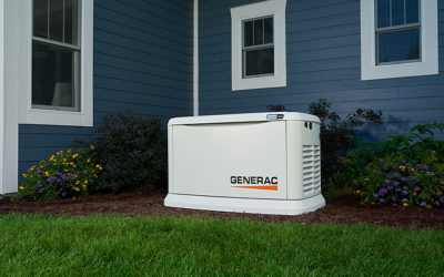 Be Prepared with a Standby Generator