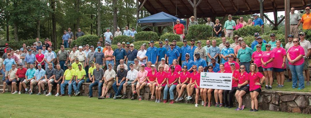 Walton Gas is Fighting Breast Cancer – One Clay Pigeon, One Step at a Time