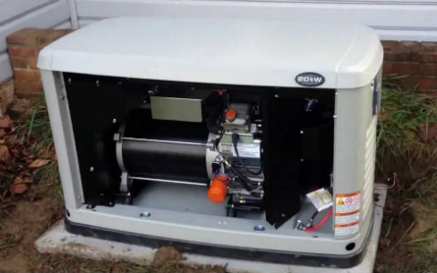 7 Things You Should Know About Natural Gas Standby Generators