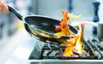 5 Reasons the Professionals Love Cooking with Gas