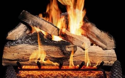 Warming Trend: Update Gas Logs to Improve Performance and Appearance