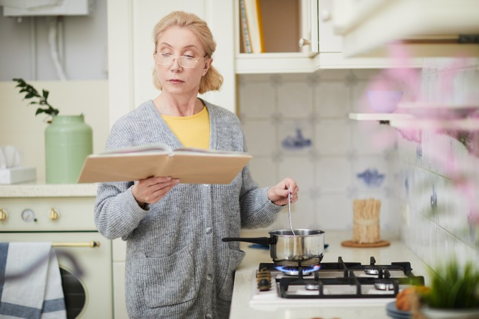 Aging in Place: New Tech for Cooking Safely