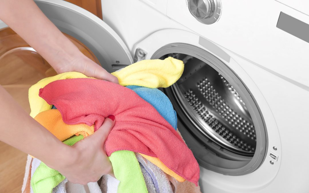 Wash, Dry, Repeat: National Laundry Day is April 15