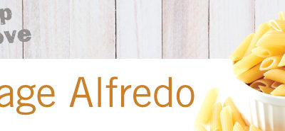 Sausage Alfredo
