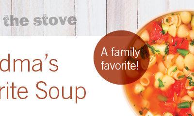 Grandma's Favorite Soup