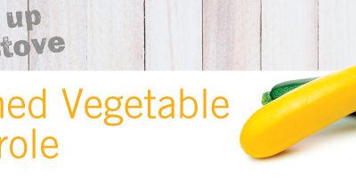 Steamed Vegetable Casserole