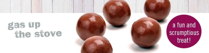Graham Cracker Balls