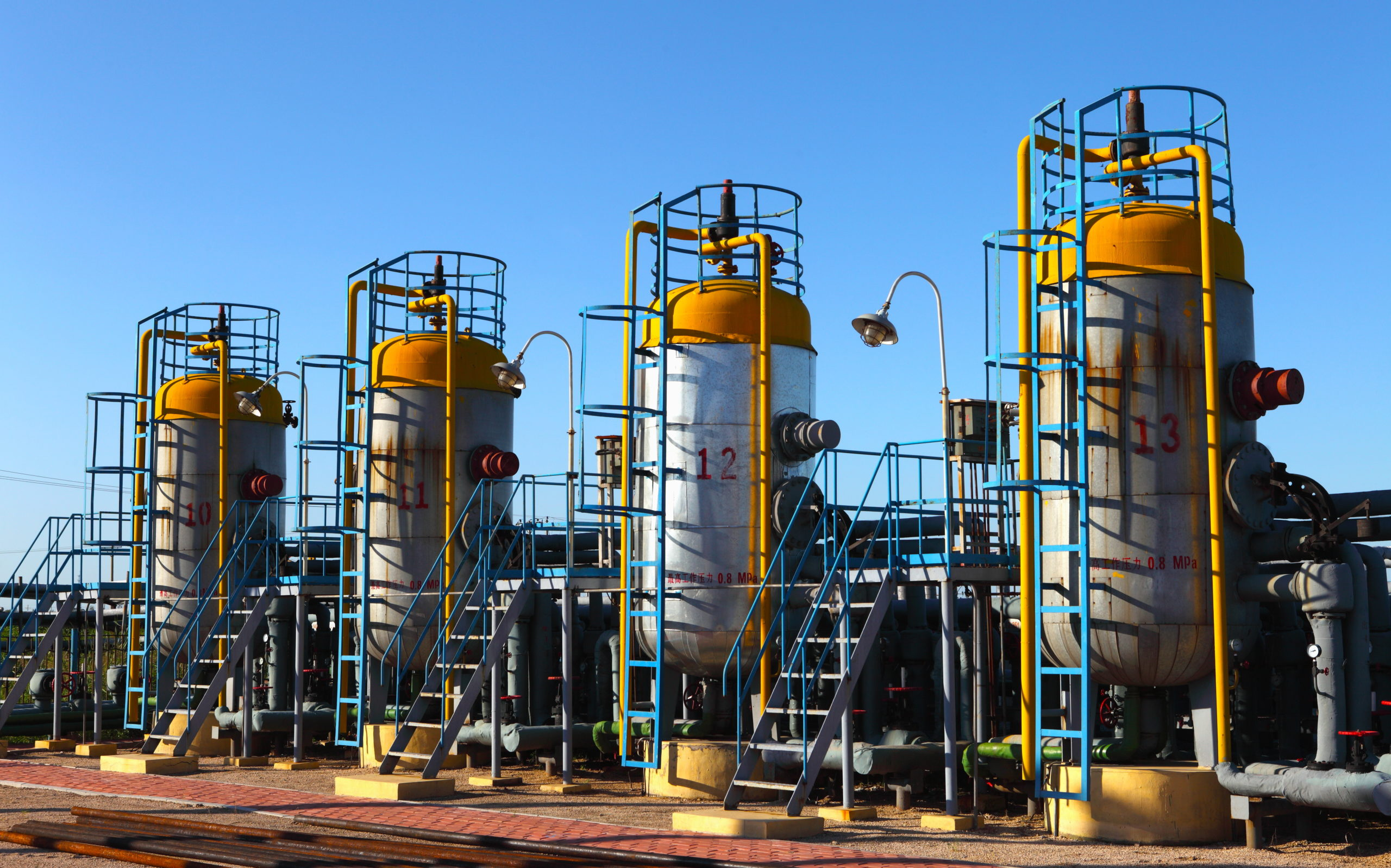 Natural Gas Power Plant Efficiency