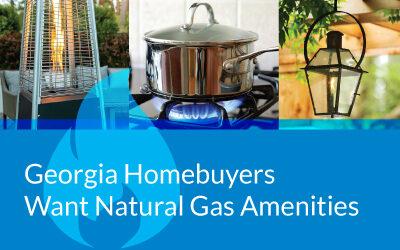 Georgia's Homebuyers Want Natural Gas Amenities