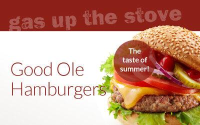 Good Ole Hamburgers